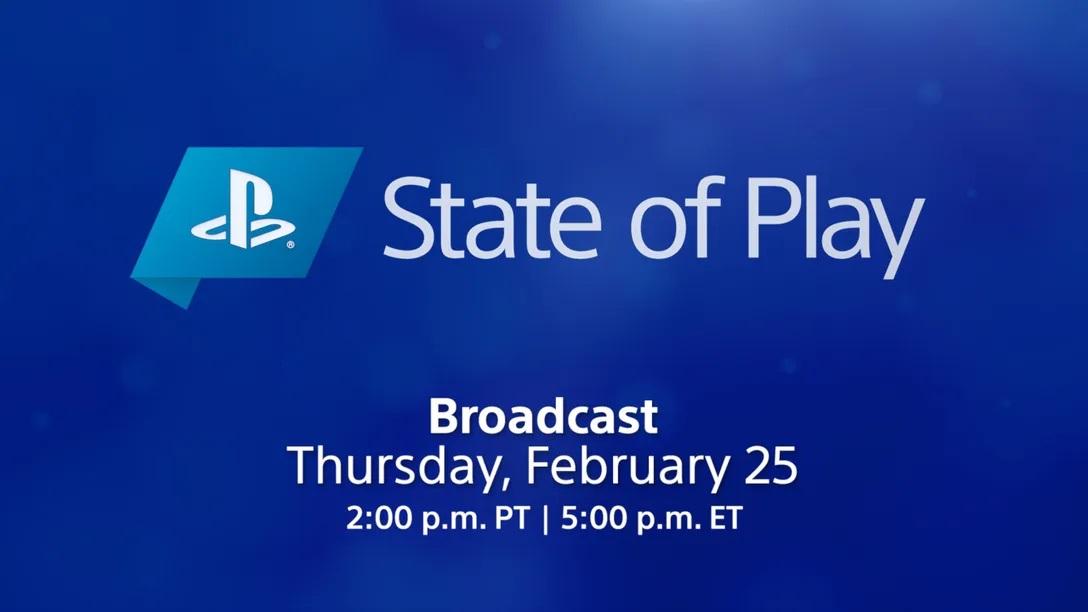 Следующая презентация Sony State of Play пройдёт 26 февраля