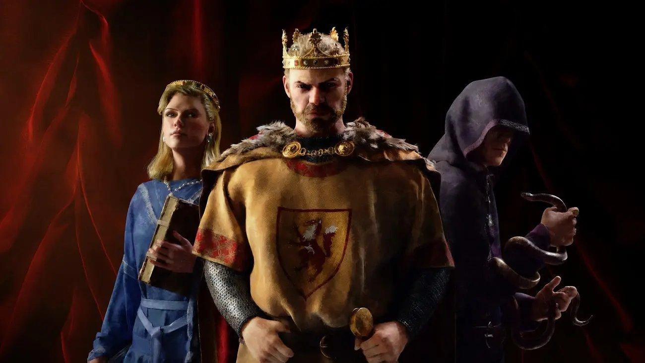 Crusader Kings III помогла Paradox Interactive получить рекордную выручку, а Empire of Sin не оправдала ожиданий