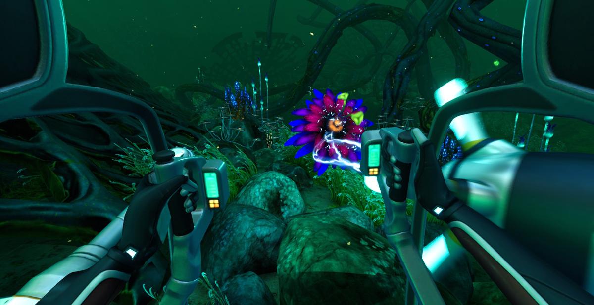 Subnautica: Below Zero получила последнее крупное обновление перед релизом — он состоится 14 мая