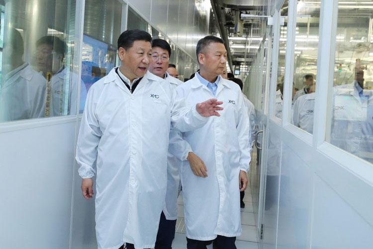 В новой пятилетке Китай сделает полупроводники приоритетным направлением