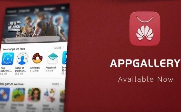 Число скачиваний приложений из магазина Huawei AppGallery удвоилось за год