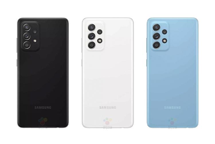 Samsung Galaxy A52 получит 64-Мп квадрокамеру и экран с высокой яркостью и частотой