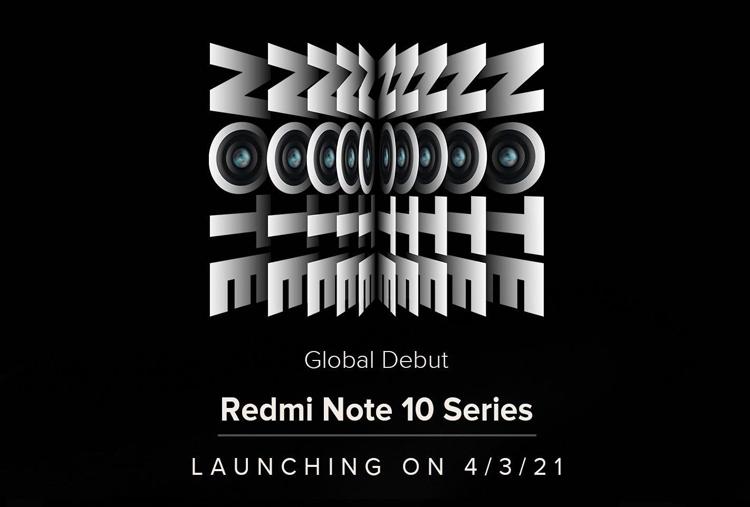 Смартфоны Xiaomi Redmi Note 10 первыми в семействе Redmi Note получат дисплеи AMOLED