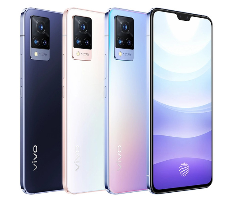 Представлен смартфон Vivo S9 в стиле последних iPhone по цене от $460