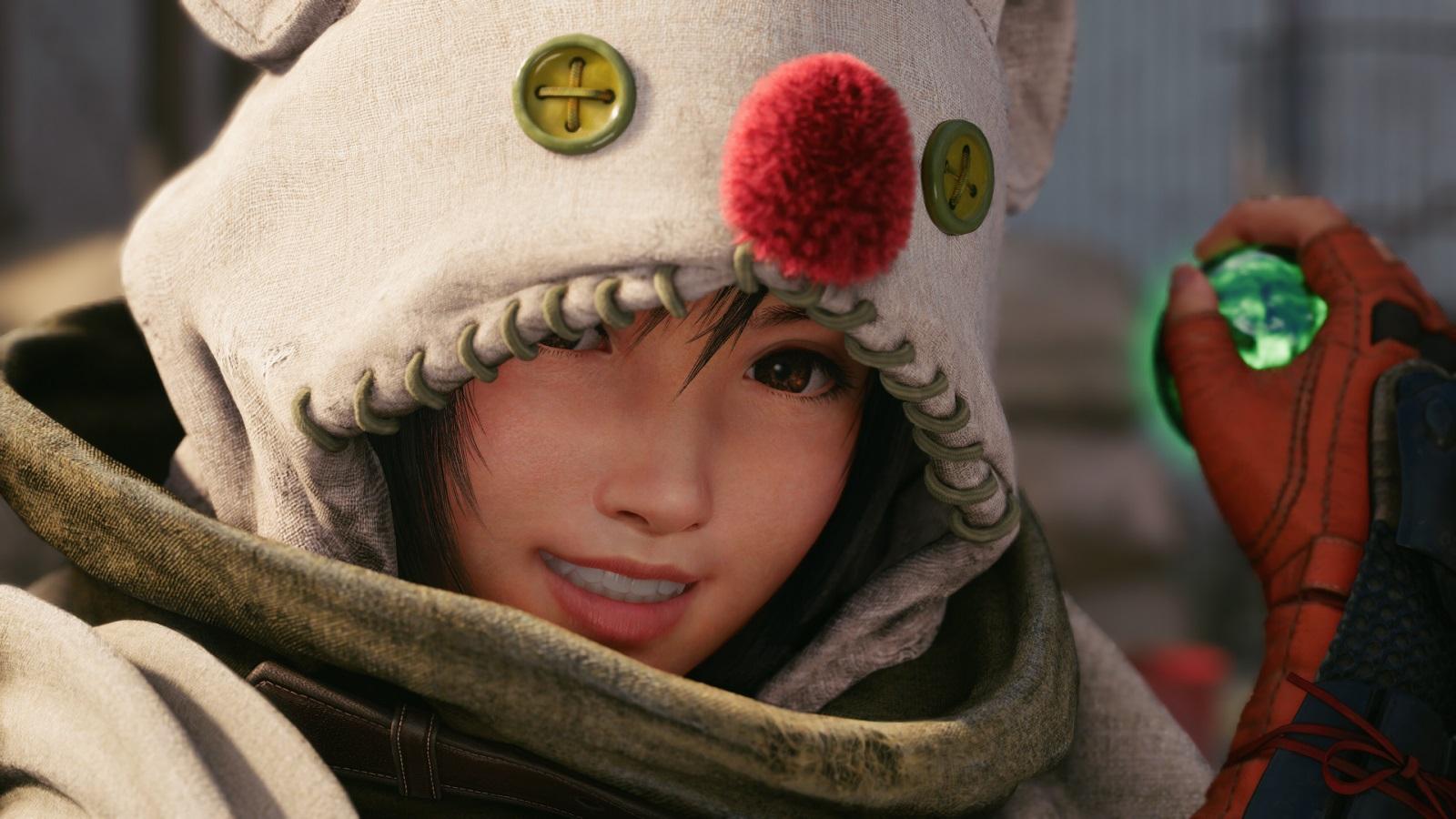 Разработчики ремейка Final Fantasy VII поделились подробностями эпизода с участием Юффи