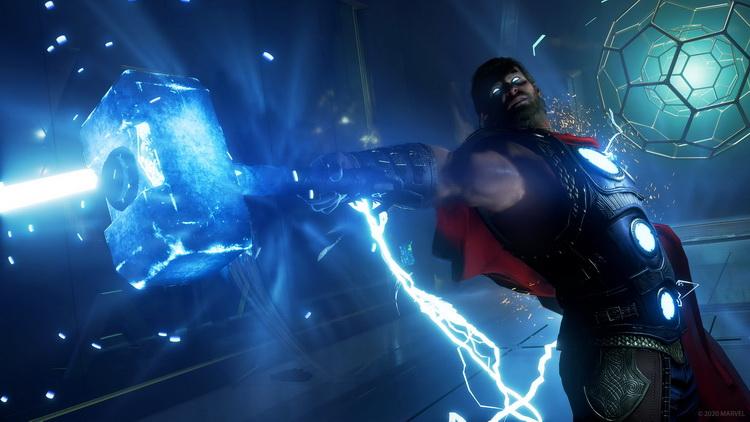 С выходом на консолях нового поколения в Marvel's Avengers станет больше гринда