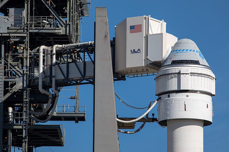 NASA снова отложило второй испытательный полет капсулы Boeing Starliner