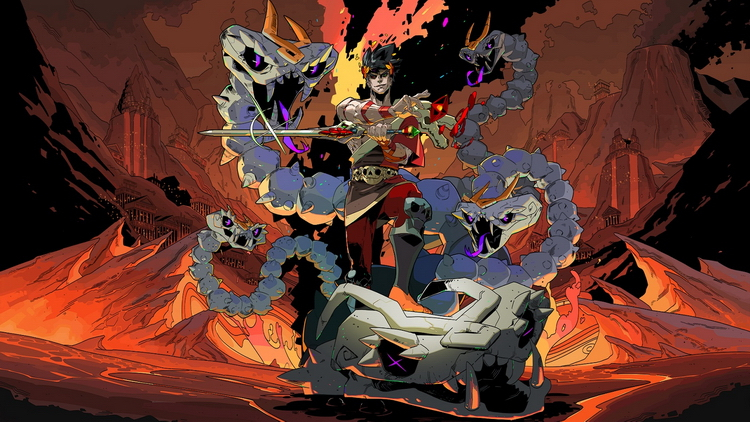 «Сгинь, чудовище!»: главным героем Hades мог стать её самый раздражающий босс