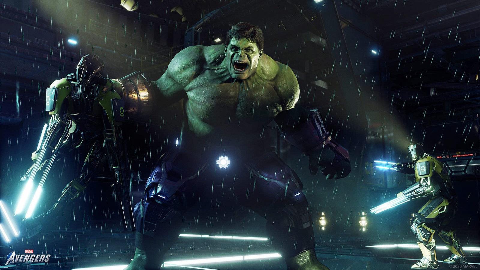 Авторы Marvel's Avengers попытались ещё раз объяснить, почему прокачивать высокоуровневых героев в игре станет сложнее