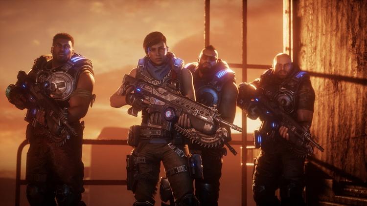 Вывести франшизу на новый уровень: студия-разработчик Gears 5 открыла новые вакансии