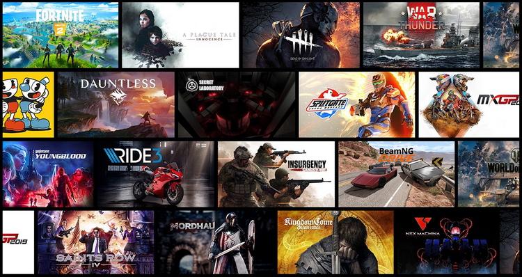 Видео: на консолях Xbox теперь можно запускать игры из Steam через GeForce NOW