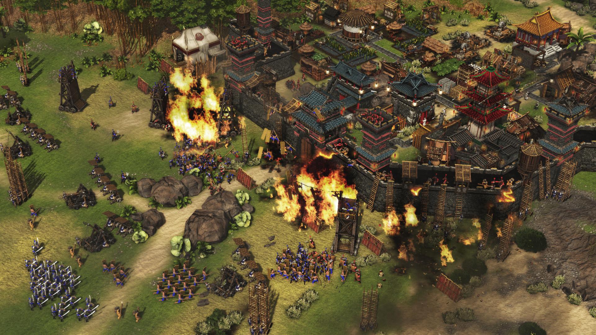 Неплохая стратегия с множеством проблем: появились первые оценки Stronghold: Warlords