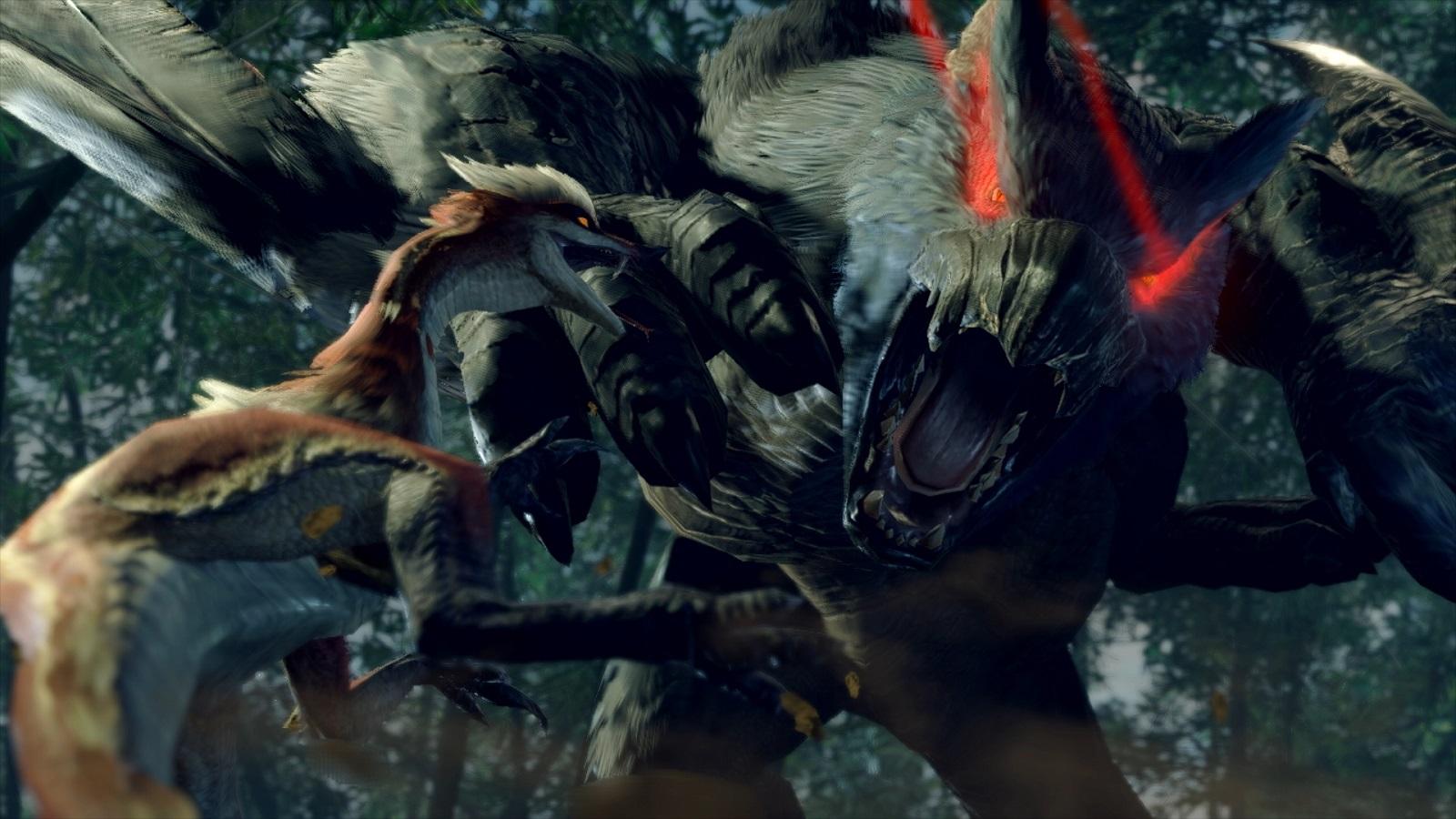 Видео: основы геймплея и режима Rampage, охота на Госс Харага и ответы на вопросы в новой демонстрации Monster Hunter Rise