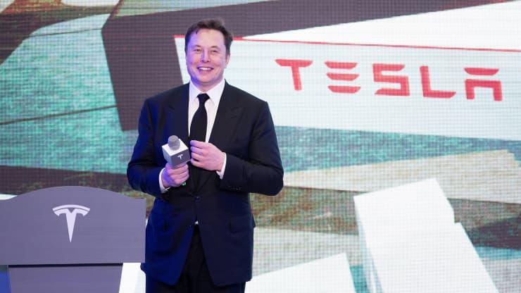 Акции Tesla и трёх китайских производителей электромобилей взлетели в цене