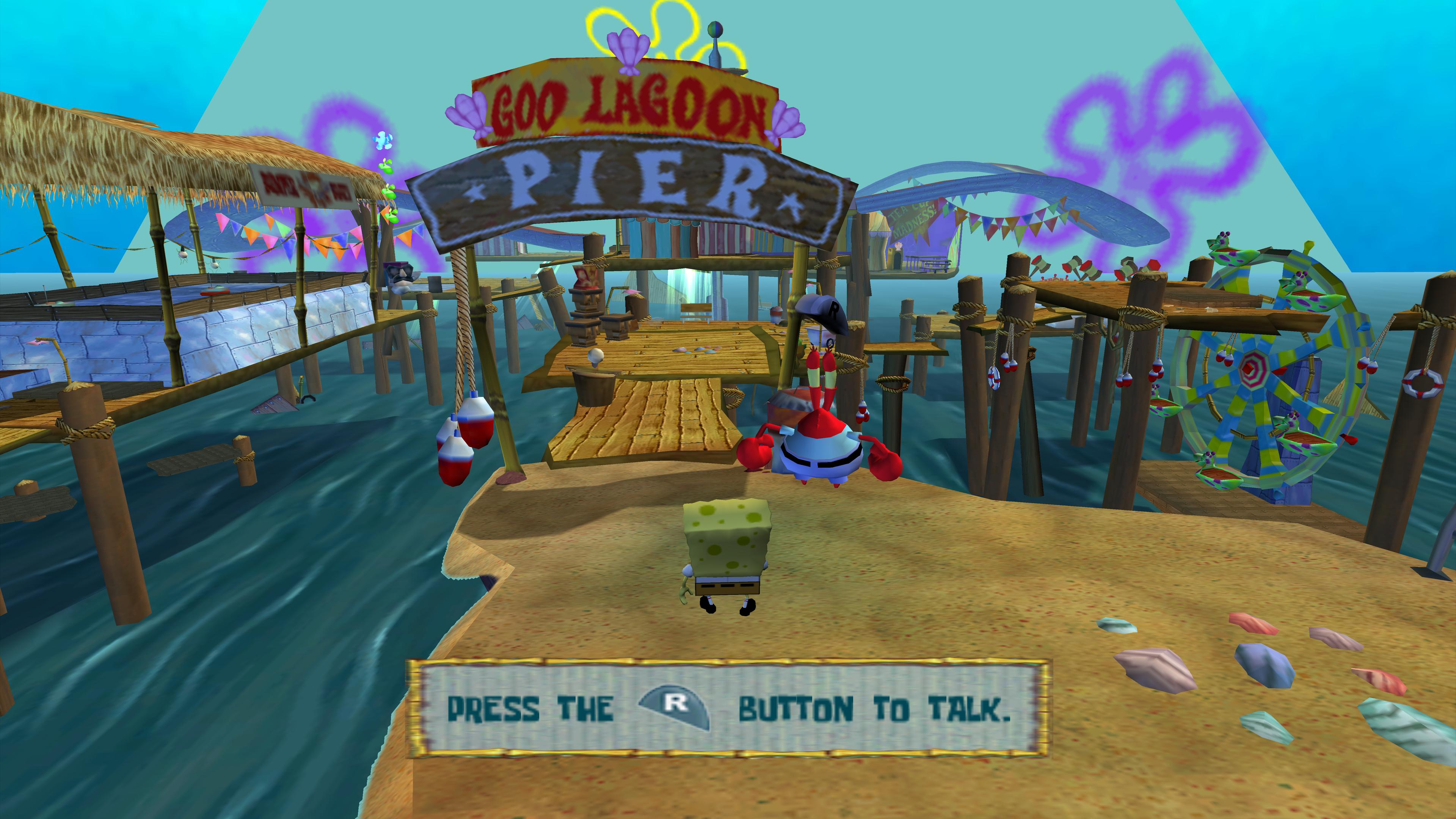 Спидраннер нашёл необычный способ ускорить прохождение SpongeBob SquarePants: Battle for Bikini Bottom
