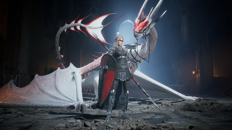 Видео: битва на драконах в трейлере игрового процесса Century: Age of Ashes