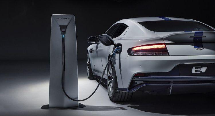 Aston Martin предложит две модели электромобилей к 2025 году