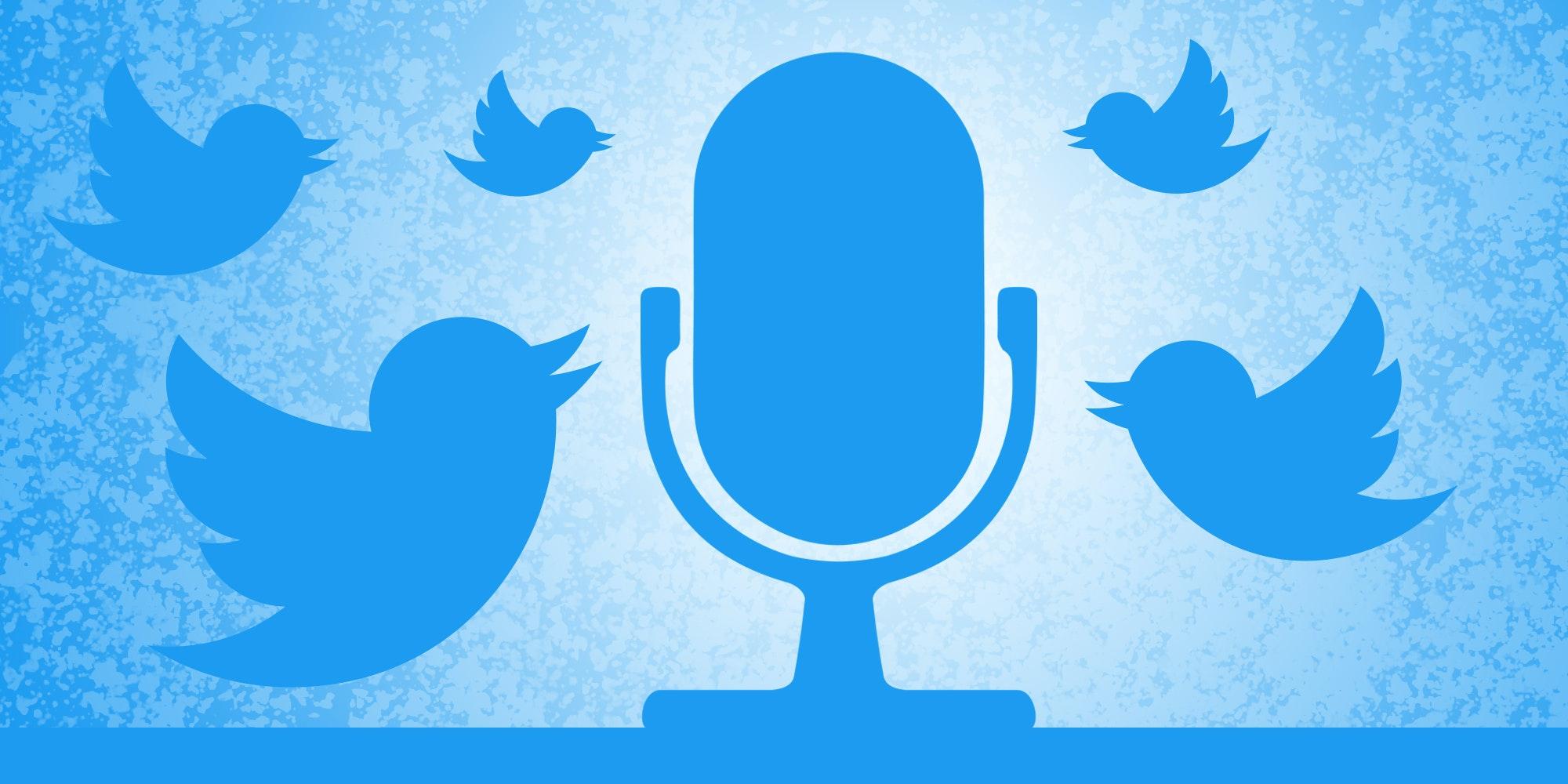 Twitter планирует масштабный запуск голосовых чатов Spaces в апреле