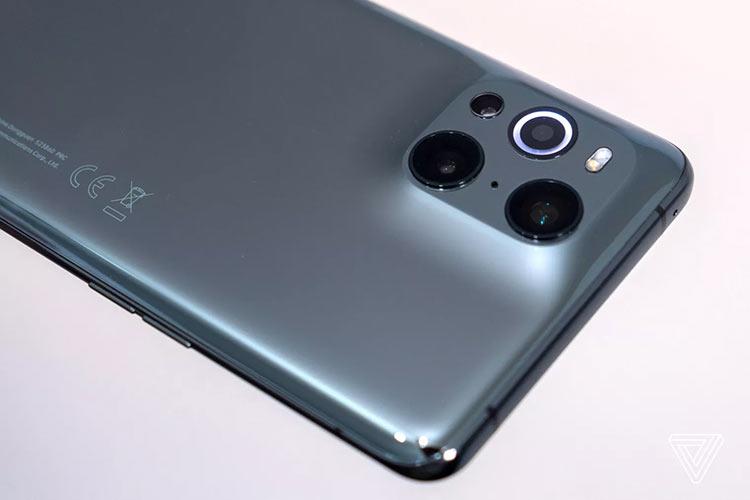 Oppo представила флагман Find X3 Pro со встроенным «микроскопом»