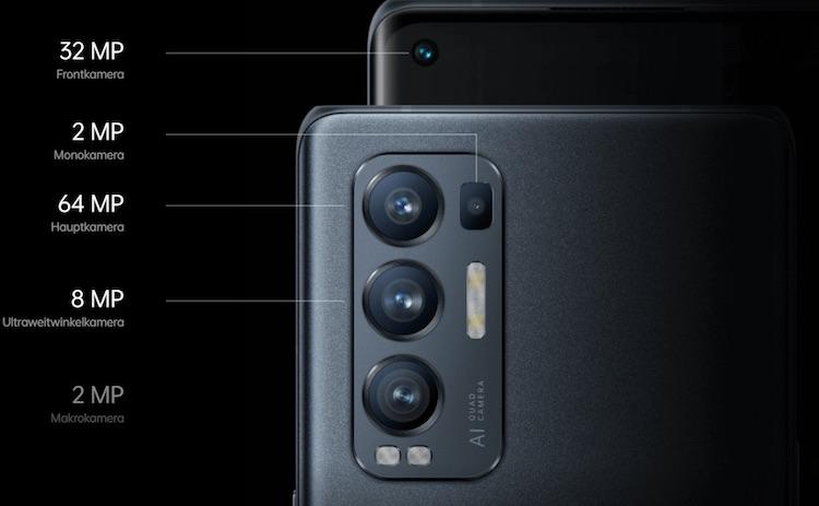 Самый доступный смартфон серии Oppo Find X3 получил чипсет Snapdragon 765G и цену 450 евро