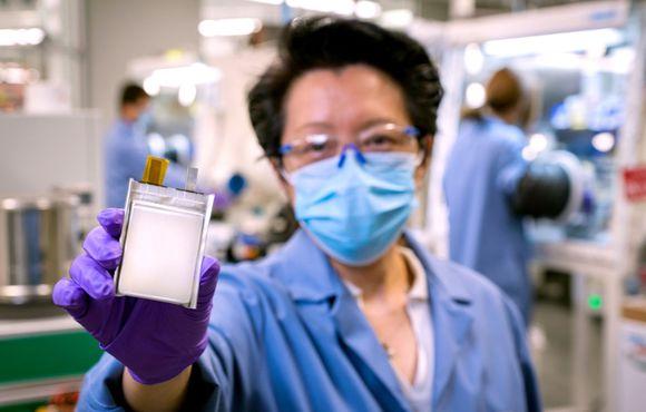 Литий-металлические батареи стартапа SES позволят GM значительно снизить вес электромобилей