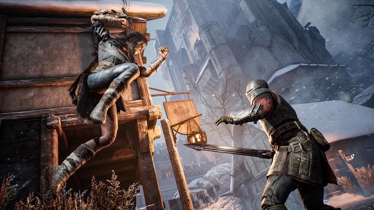 Видео: особенности охотницы в трейлере игрового процесса Hood: Outlaws & Legends