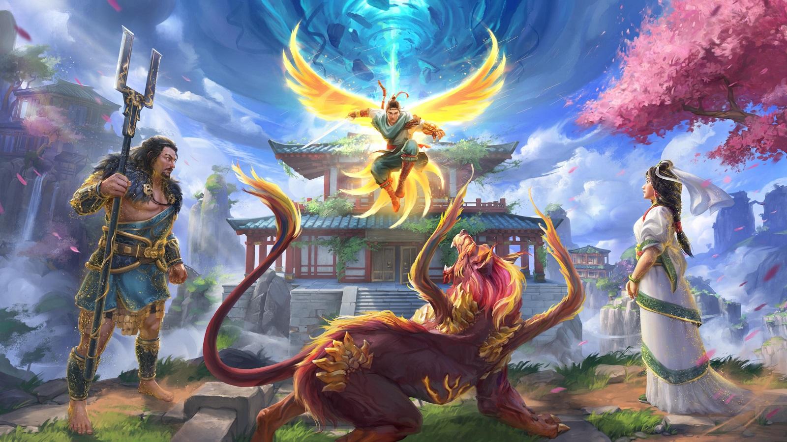 Мифы восточных земель: второе сюжетное дополнение к Immortals Fenyx Rising выйдет до конца марта