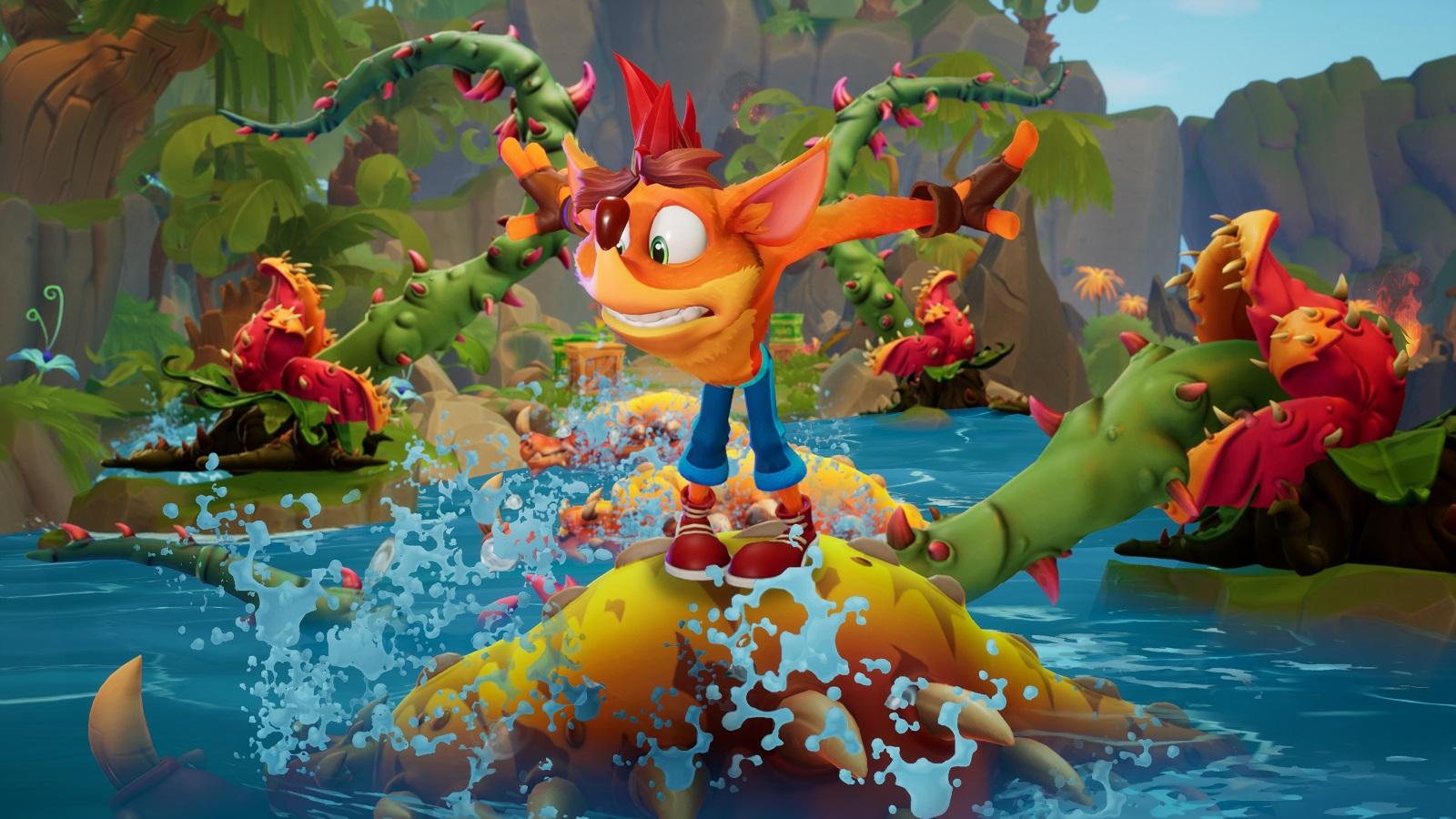 ПК-версия Crash Bandicoot 4: It's About Time выйдет через две недели