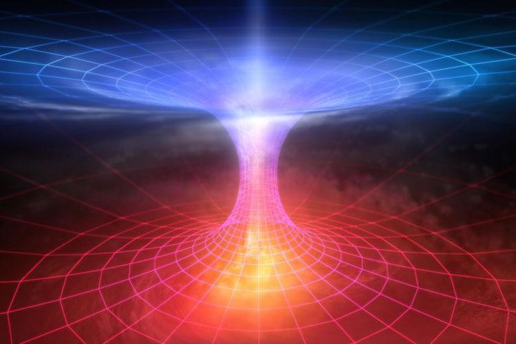 Немецкие физики обосновали возможность туннелей в пространстве-времени