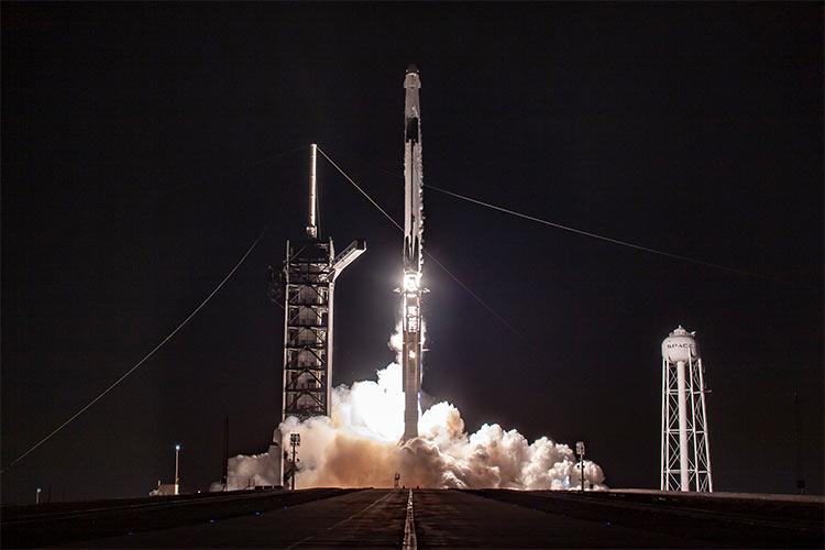 SpaceX запустила ещё 60 спутников Starlink и поставила рекорд, вернув первую ступень в девятый раз