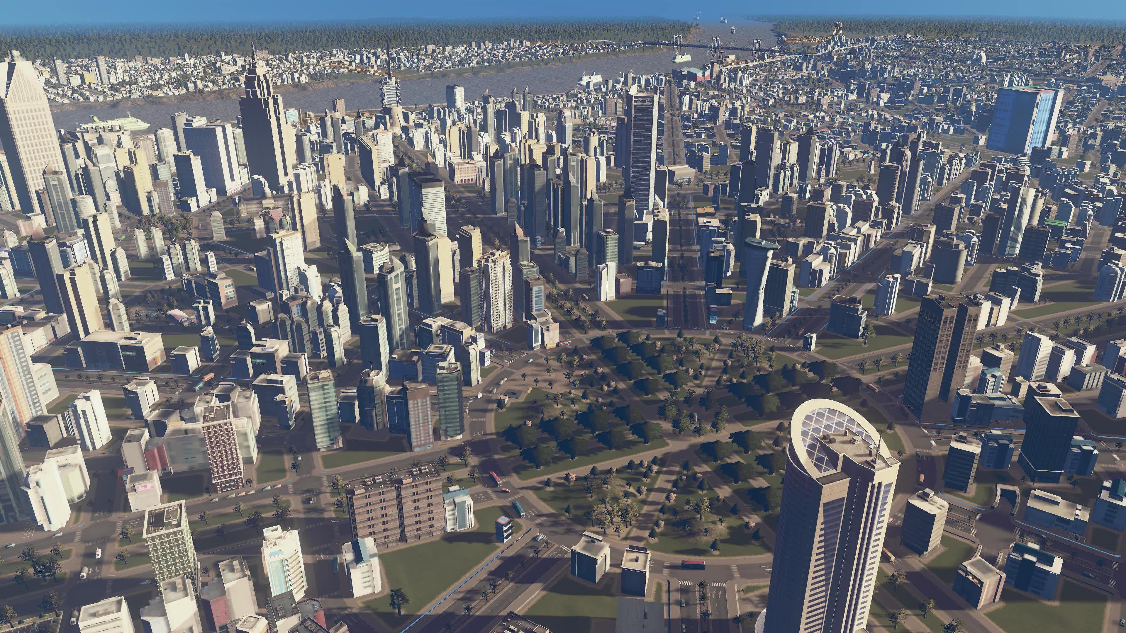 Более 16 млн игроков и 84,5 млн городов: Paradox Interactive поделилась любопытной статистикой Cities: Skylines