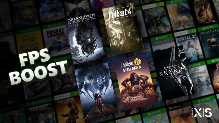 Функция FPS Boost заработала в пяти играх Bethesda на Xbox Series X и S, но ценой разрешения двух из них