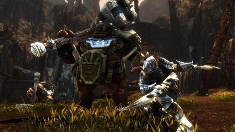 Ремастер ролевого экшена Kingdoms of Amalur: Reckoning поступил в продажу для Nintendo Switch