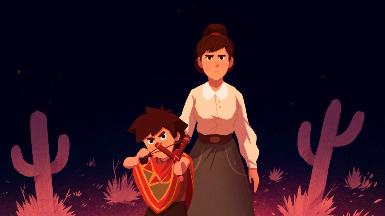 Ненасильственная стелс-игра El Hijo: A Wild West Tale доберётся до консолей на следующей неделе