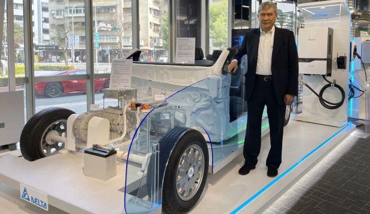 Производитель блоков питания Delta Electronics будет больше внимания уделять электромобилям