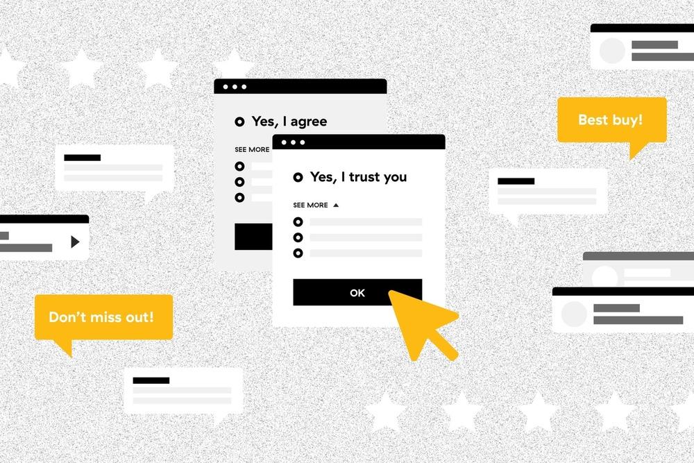 Калифорния запретила компаниям использовать на сайтах уловки, которые могут ввести пользователей в заблуждение
