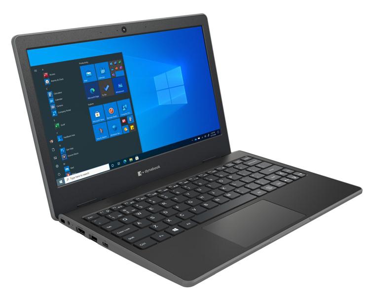 Представлен компактный ноутбук для учёбы Dynabook E10-S на платформе Intel Gemini Lake Refresh по цене $290