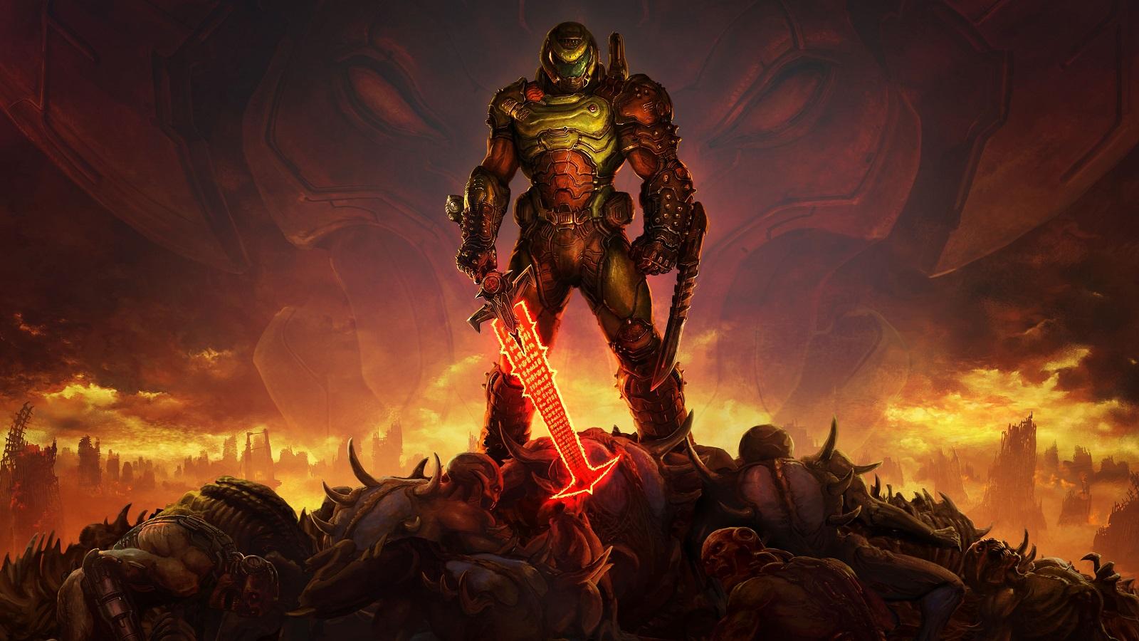 Продюсер DOOM Eternal намекнул, чего ждать от версии игры для консолей текущего поколения