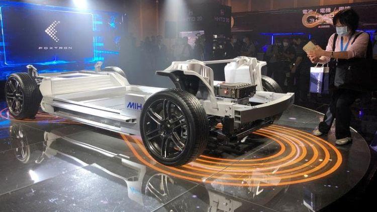 Foxconn и вьетнамская VinFast объединят усилия в производстве электромобилей