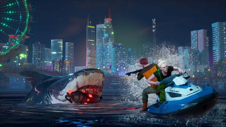 Ролевой экшен о смертоносной акуле Maneater выйдет на Nintendo Switch уже 25 мая