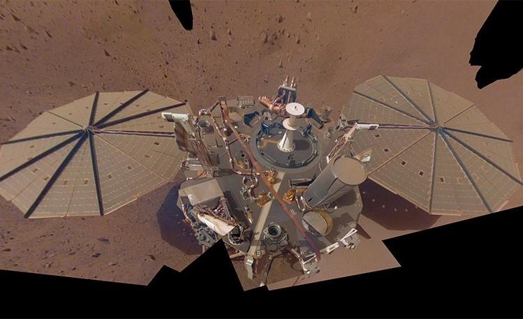 Зонд InSight сумел измерить размер ядра Марса