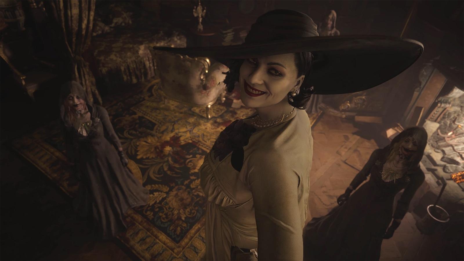 Capcom огласила системные требования Resident Evil Village для игры с трассировкой лучей и без неё