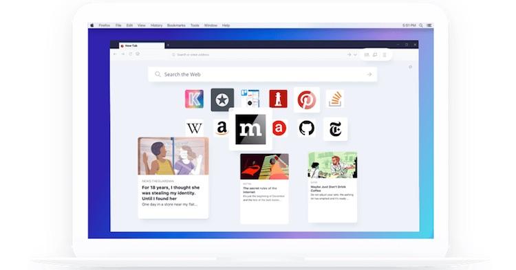 Firefox 87 сможет автоматически удалять из адресной строки HTTP-рефереры для повышения конфиденциальности