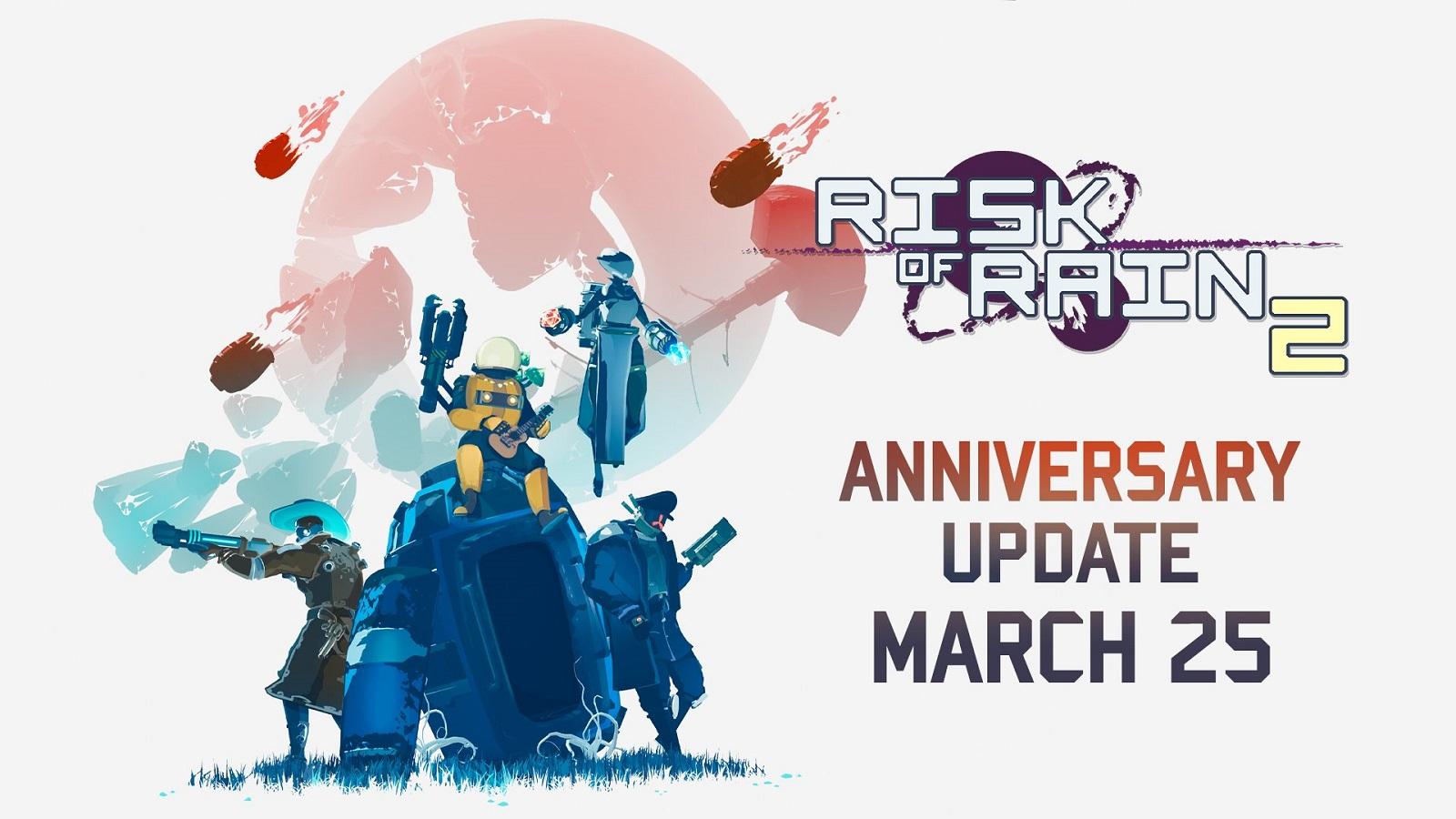 Продажи Steam-версии Risk of Rain 2 превысили 4 млн копий, а праздничное обновление выйдет до конца недели