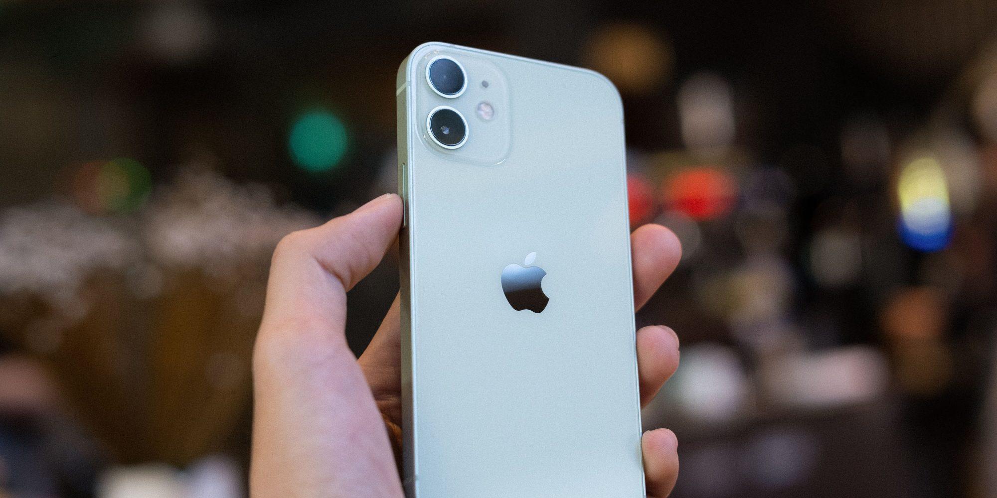 Из-за падения продаж iPhone 12 mini компании Apple придётся заплатить Samsung неустойку