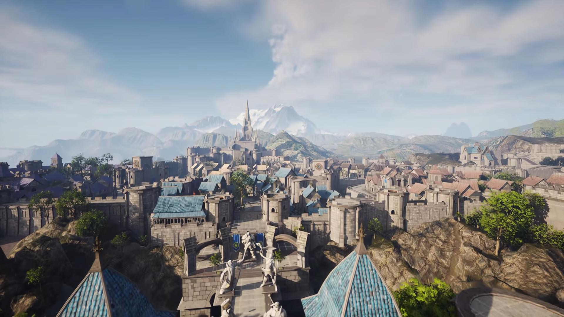 Видео: энтузиаст воссоздал локации из World of Warcraft на Unreal Engine 4 с трассировкой лучей