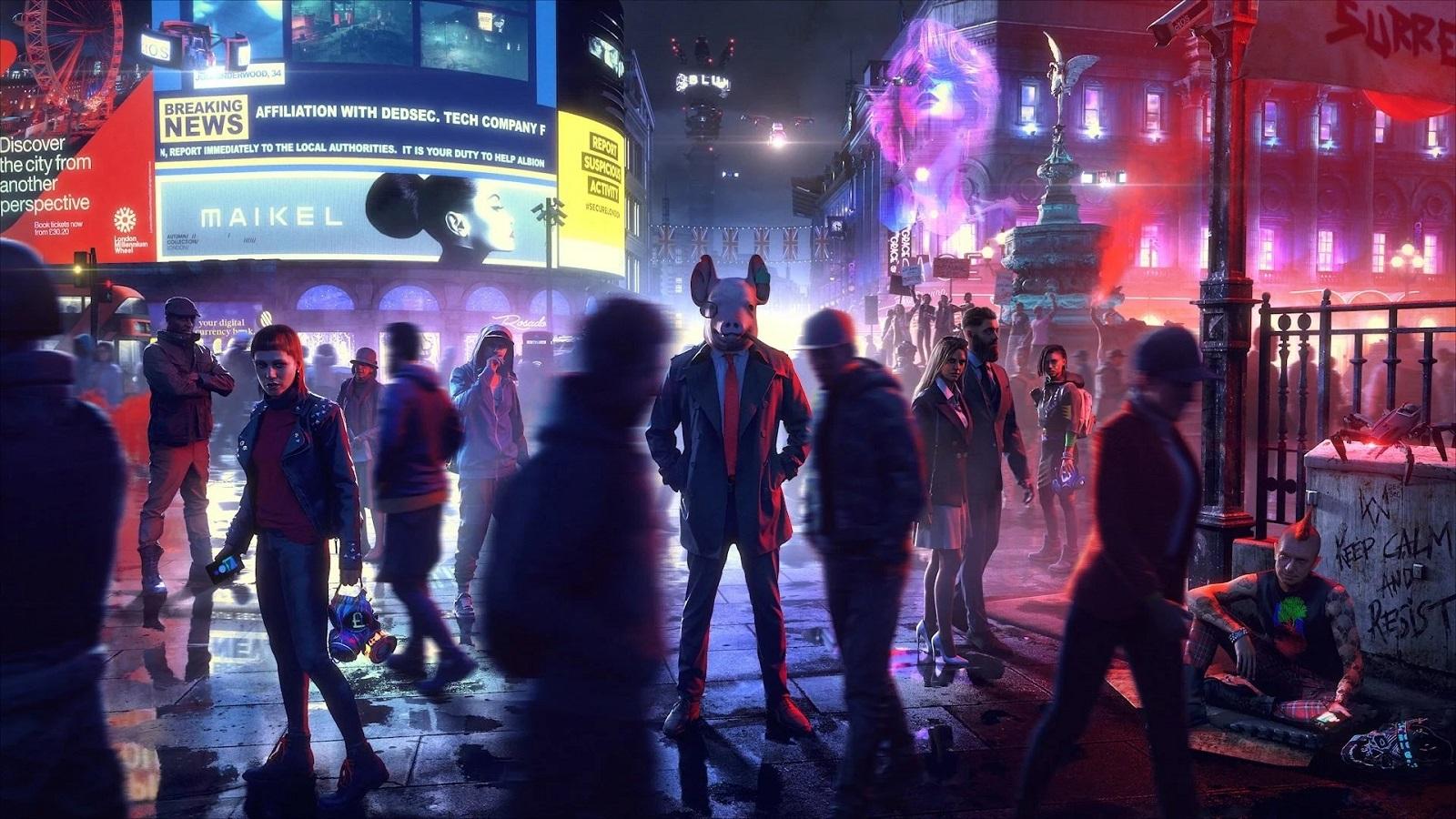 Ubisoft рассказала о плане развития Watch Dogs: Legion на ближайшие месяцы и анонсировала бесплатные выходные
