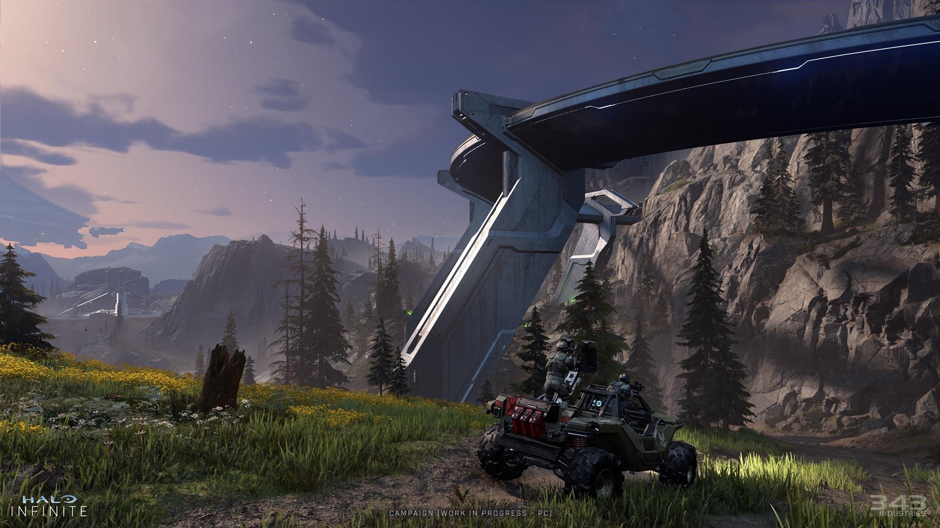Утечка: актёр озвучения проговорился о более точных сроках релиза Halo Infinite