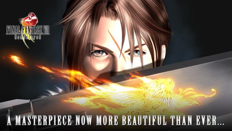 Final Fantasy VIII Remastered стала доступна на iOS и Android по неприятно высокой цене
