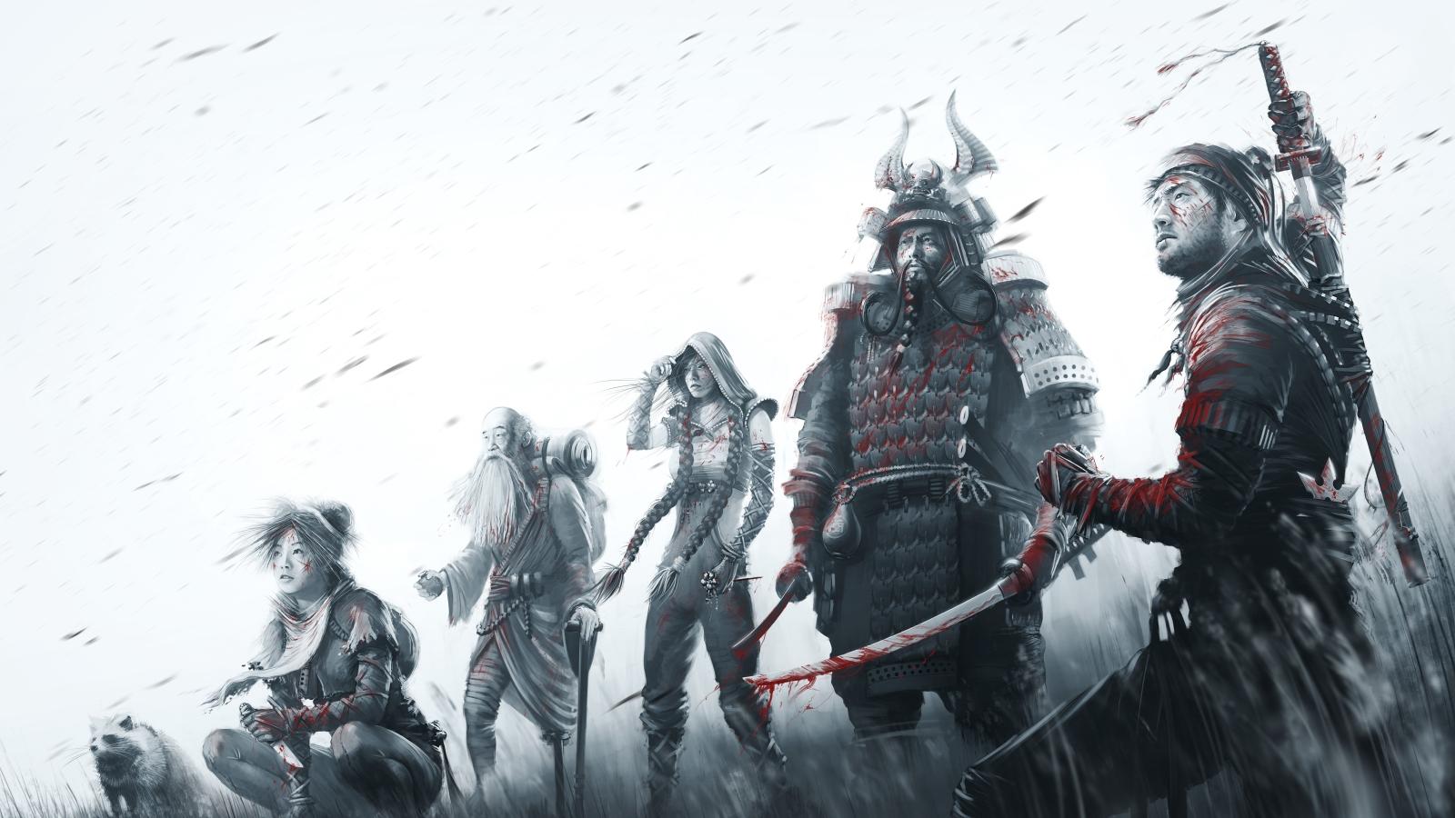 Shadow Tactics: Blades of the Shogun получит самостоятельное дополнение Aiko's Choice — оно будет ПК-эксклюзивом